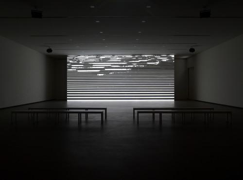 Sarah Morris -Strange Magic 2014 © Fondation Louis Vuitton Marc Domage © Parallax.jpeg