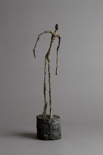 Alberto Giacometti - Homme qui chavire 1950 © Succession Alberto Giacometti.JPG
