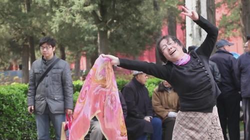 The Woman in Front of the camera_©Hu Xiangqian.jpg