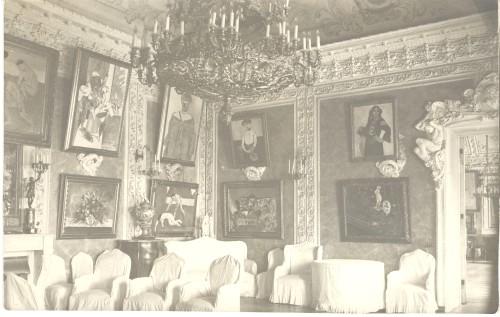 Salon Matisse ©Moscou, Musée d'Etat des Beaux-Arts Pouchkine ©Tikhomirov A.N