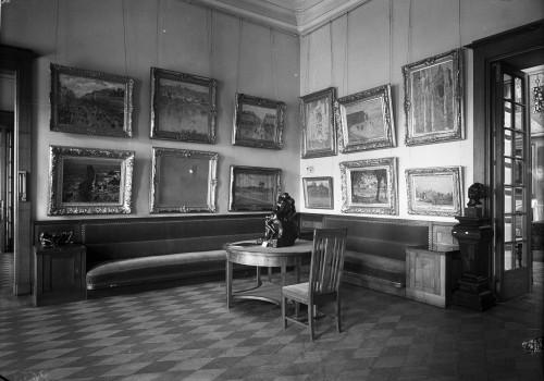 Salon Impressionnisme ©Moscou, Musée d'Etat des Beaux-Arts Pouchkine. Photo ©Musée d'Art Moderne Occidental, Moscou