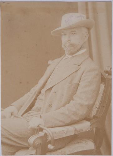 Shchukin circa 1900 ©Moscou, Musée d'Etat des Beaux-Arts Pouchkine