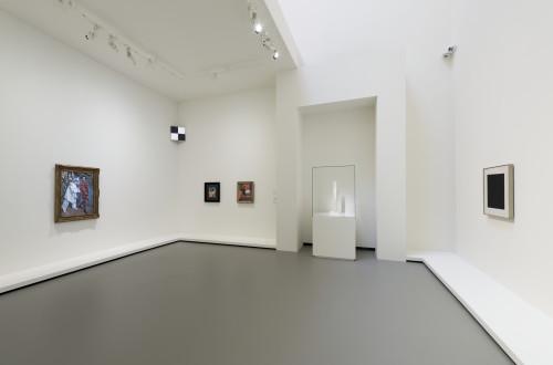 Vue installation salle 14 ©Succession Picasso 2016 pour les oeuvres de l'artiste. Photo Fondation Louis Vuitton / Martin Argyroglo