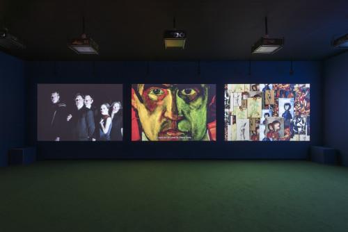 Installation view room 2 ©Saskia Boddeke & Peter Greenaway - Photo Fondation Louis Vuitton / Martin Argyroglo