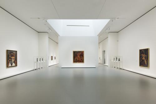 Vue installation salle 11©Succession Picasso 2016 pour les oeuvres de l'artiste. Photo Fondation Louis Vuitton/Martin Argyroglo