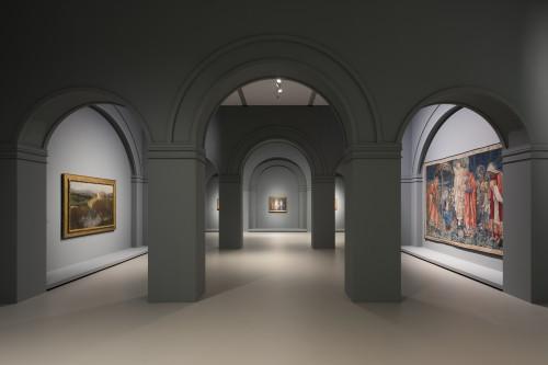 Vue installation salle 3 ©Fondation Louis Vuitton / Martin Argyroglo