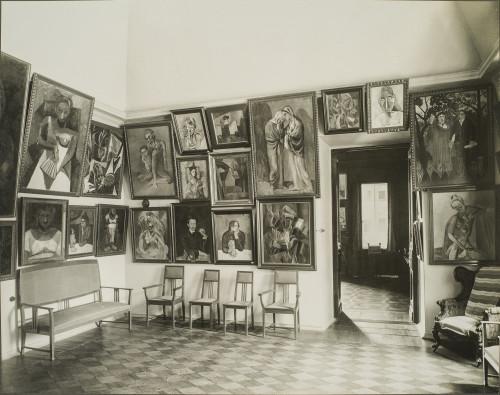 Chtchoukine - Symposium international - Salle Gauguin