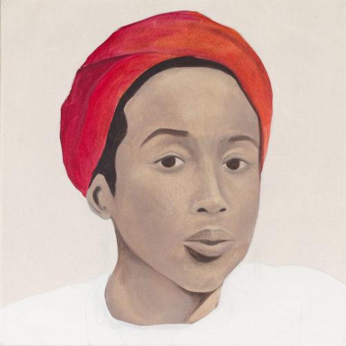 Thenjiwe Niki Nkosi. Translator. 50 x 50 cm. 2016. © Thenjiwe Niki Nkosi