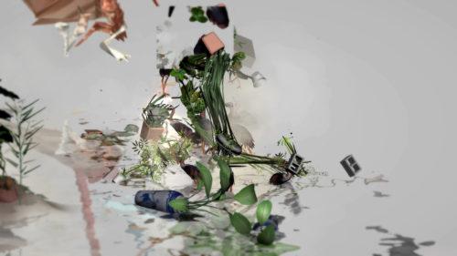 THOUSAND ISLANDS THOUSAND LAWS. 2013. Live simulation, infinite duration, sound. © Courtesy of the artist; Pilar Corrias Gallery, London; Standard (Oslo) and Fondation Louis Vuitton, Paris