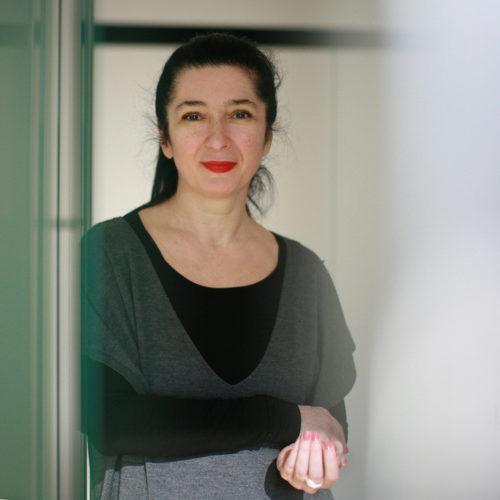 Zdenka Badovinac ©  Nada Mihajlovic