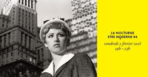 La Nocturne - ETRE M♀DERNE #4 - Fondation Louis Vuitton