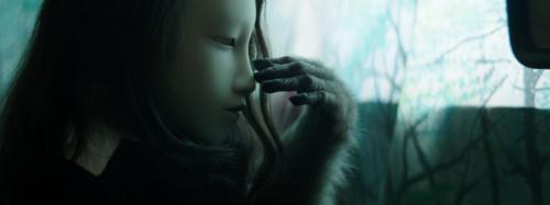 Pierre Huyghe. Untitled (Human Mask). 2014 © Adagp, Paris, 2018