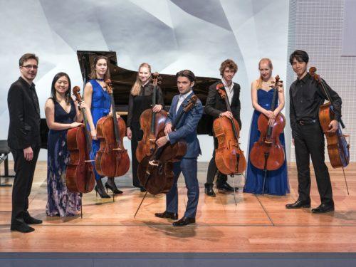 Classe d'Excellence de Violoncelle Gautier Capuçon © Fondation Louis Vuitton / Martin Raphaël Martiq