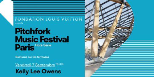 La Nocturne – Pitchfork Paris Hors Série à la Fondation Louis Vuitton