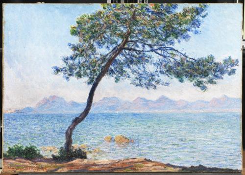 Claude Monet. Antibes, 1888. © The Samuel Courtauld Trust, The Courtauld Gallery, London