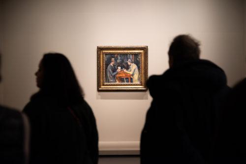 Exposition La Collection Courtauld : le parti de impressionnisme, du 20 février au 17 juin 2019, à la Fondation Louis Vuitton. © Fondation Louis Vuitton / Jean Picon / SAYWHO