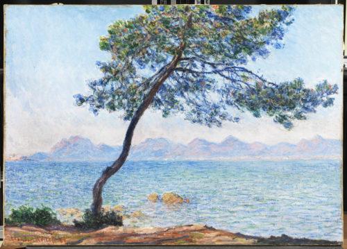 Claude Monet. Antibes, 1888. © The Courtauld Gallery, London (Samuel Courtauld Trust)