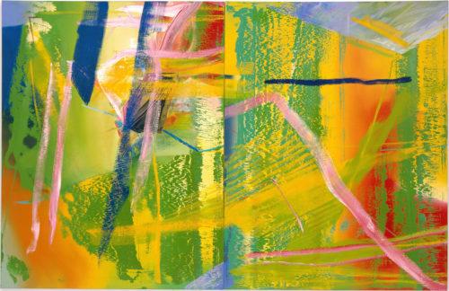 Gerhard Richter, Lilak [Lilas], 1982. Crédit artiste : © Gerhard Richter. Crédit photo : Courtesy Antony Meier Fine Arts, San Francisco