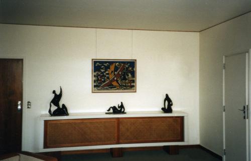 Charlotte Perriand. Appartement de Maurice Jardot à Paris, 1967-1987 © Adagp, Paris, 2019 © Pernette Perriand-Barsac / AChP