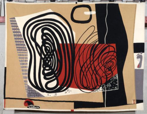 Le Corbusier, Les huit (The eight), 1963 © F.L.C / Adagp, Paris 2019 © I.Bideau